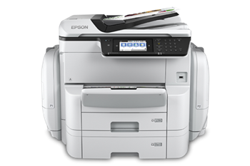 Imagem de Multifuncional Color Epson WorkForce Pro WF-C869R