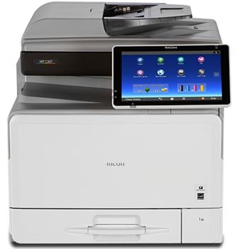 Imagem de Multifuncional Color Ricoh MP C307